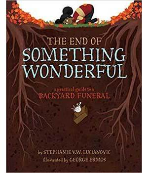 End of Something Wonderful (hc) by Lucianovic & Ermos
