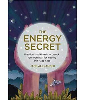 Energy Secret (hc) by Jane Alexander