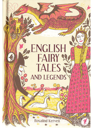 English Fairy Tales (hc) Rosalind Kerven