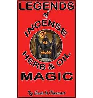 Legends of Incense Herbs & Oil