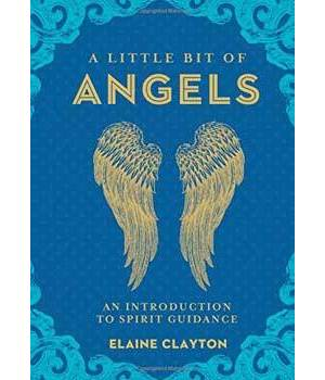 Little Bit of Angels (hc) by Elaine Clayton