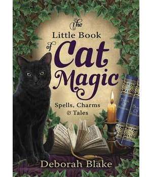 Little Book of Cat Magic by Deborah Blake