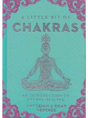 Little Bit of Chakras (hc) by Leigh & Mercree