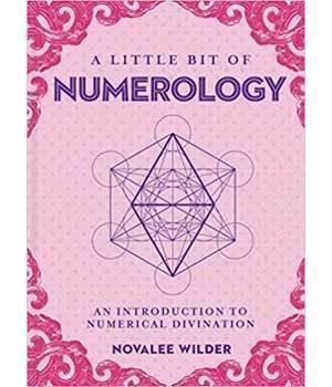 Little bit of Numerology (hc) by Novalee Wilder