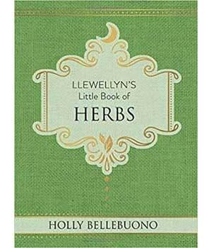Llewellyn's little book Herbs (hc)