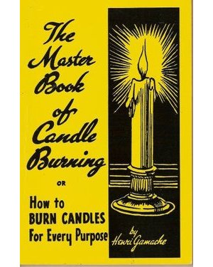 Master Bk Of Candle Burning