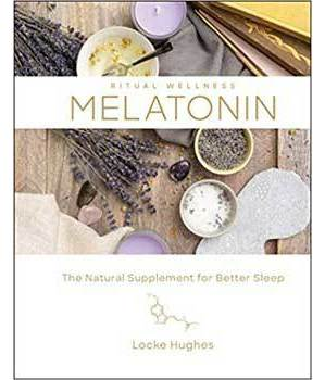 Melatonin, Natural Supplement (hc) by Locke Hughes