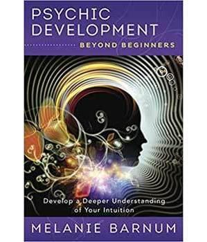 Psychic Development Beyond Beginners by Sharlyn Hidalgo