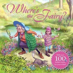 Where's The Fairy (hardcover)