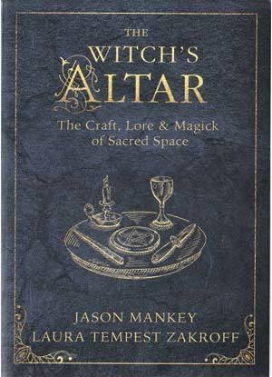 Witch's Altar by Mankey & Zakroff