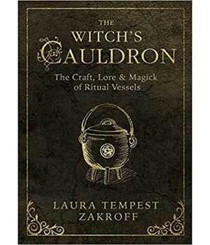 Witch's Cauldron by Laura Tempest Zakroff