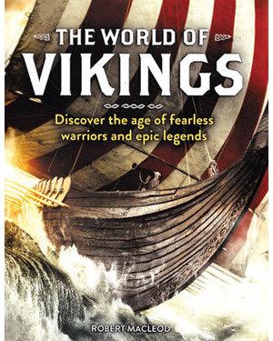 World of Vikings by Robert Macleod