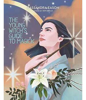Young Witch's Guide to Magick (hc) Cassandra Eason