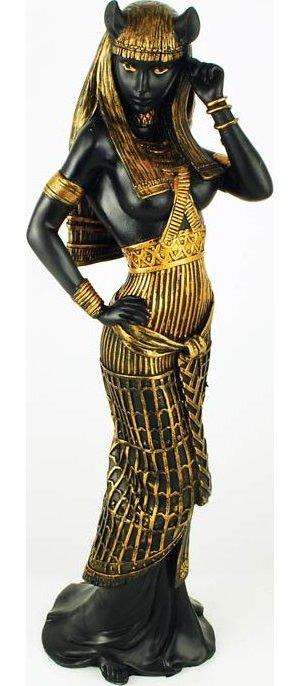 """Bastet Feminine Divine 11"""" Statue"""