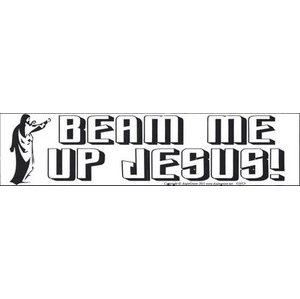 Beam Me Up Jesus