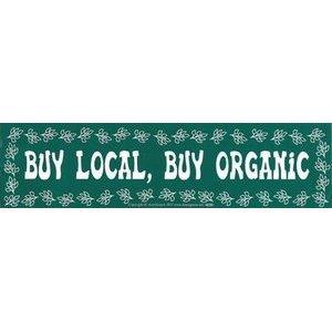 Buy Local, Buy Organic