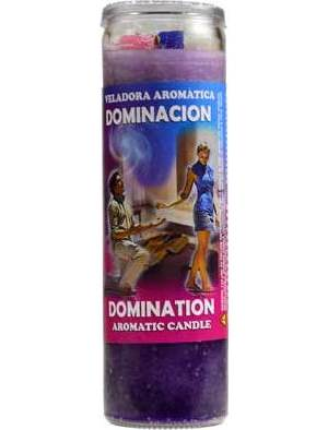 Domination Aromatic Jar Candle