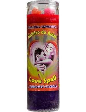 Love Spell Aromatic Jar Candle