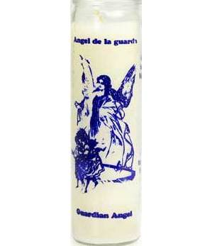 Angel Guardian 7 Day Jar Candle