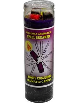 Spell Breaker Aromatic Jar Candle