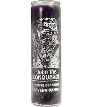 Juan Conquistador 7 Day Jar Candle