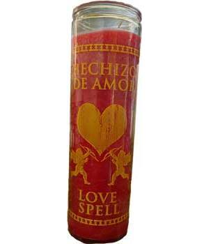 Love Spell 7 Day Jar Candle