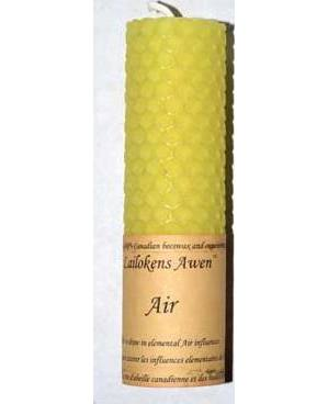 """4 1/4"""" Air Lailokens Awen candle"""