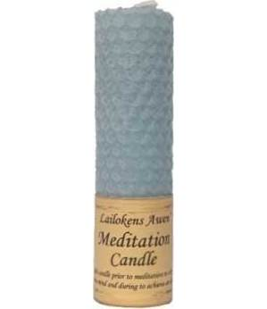 "Meditation 4 1/4"" Pillar Candle"