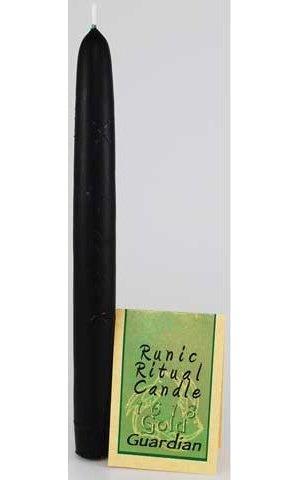 Guardian Runic Ritual Candle