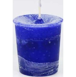 Creativity Herbal Votive Candle
