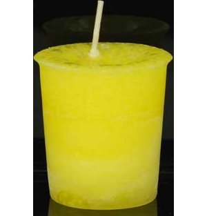 Laughter Herbal Votive Candle