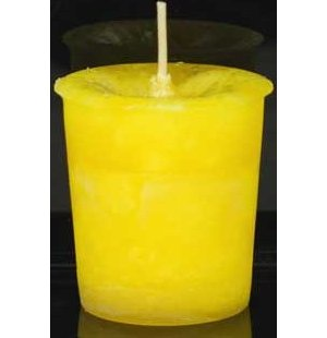 Positive Energy Herbal Votive Candle