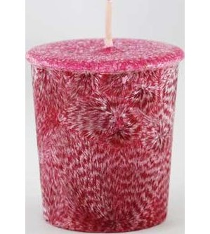 Dragon's Blood Palm Votive Candle