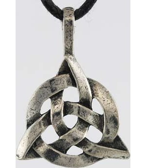 Celtic Knot of Eternity Amulet