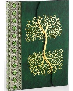 Celtic Tree Journal (hardcover)