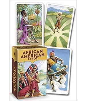 African American Mini tarot by Jamal R & Davis