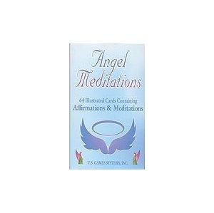 Angel Meditation Cards Deck