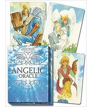 Angelic Oracle by Menozzi & Stefanin