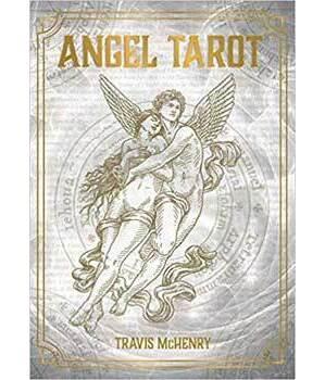Angel Tarot deck & book by Travis McHenry