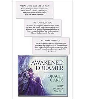 Awakened Dreamer oracle by Kellt Sullivan Walden