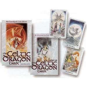 Celtic Dragon Deck & Book