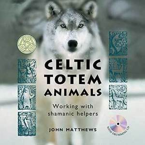 Celtic Totem Animals W Cd