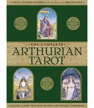 Complete Arthurian Tarot (Deck&Book)