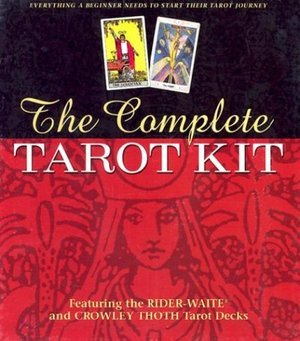 Complete Tarot Kit Deck & Book