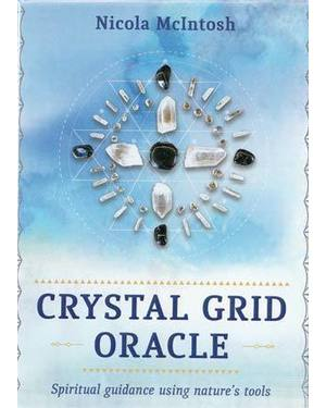 Crystal Grid oracle by Nicola McIntosh