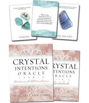 Crystal Intentions Oracle Deck