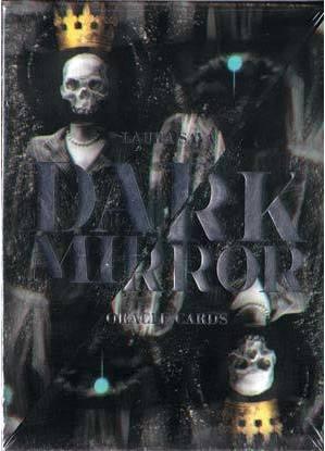Dark Mirror oracle by Laura Sava