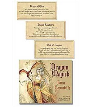 Dragon Magick by Lucy Cavendish