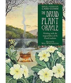 Druid Plant oracle deck by Carr-Gomm & Carr-Gomm