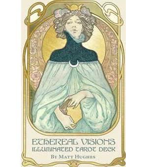 Ethereal Visions tarot by Matt Hughes